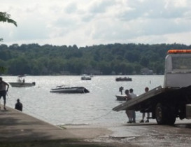 Boater Hit and Run on Conesus Lake