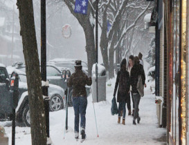 13WHAM Forecast for Livingston County: 6-10 Inches of Snow Heading Our Way