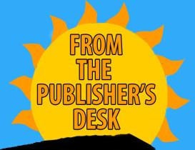 FROM THE PUBLISHER'S DESK: School Board Discipline