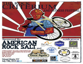 Rock Criterium Features Fun and Fitness Choices for the Whole Family