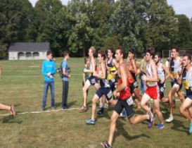 COLLEGE CROSS COUNTRY: SUNY Geneseo Dominates Pre-Nats
