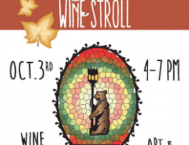 Geneseo Autumn Wine Stroll to Benefit Chances & Changes
