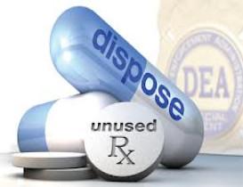 Safely Dispose of Unused Prescription Drugs