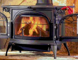 Warm Up With Avon Stove and Fireplace Open House