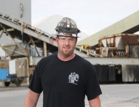 All-Star American Rock Salt Rescue Team Member Recognized