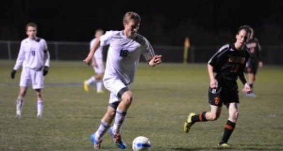 BOYS SOCCER: Geneseo With Early Sectional Win