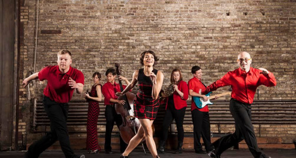 Chicago Tap Brings the Beat to SUNY Campus