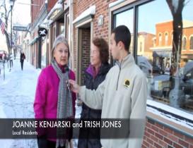 WATCH: Locals Talk Weather and Safety