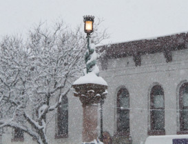 Village of Geneseo Reminds Residents of Snow Policy