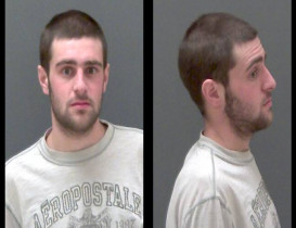 Homeowner Finds Hunting Burglar Hiding in Closet