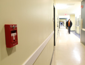 False Fire Alarms in Dorms Spark Investigation by SUNY