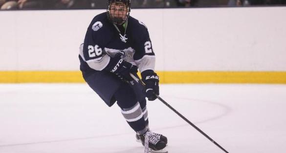 SUNY Geneseo: Hockey Falls to Cortland