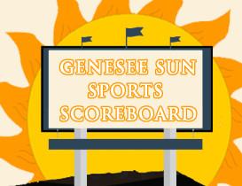 Sun Sports Scoreboard: Friday, January 23