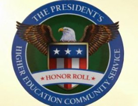 SUNY Geneseo Makes Obama's Honor Roll with Distinction