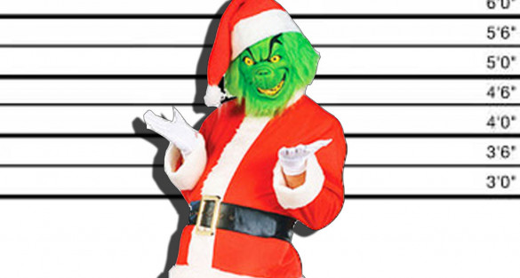 Avon Community's Heart Stronger than Gift Thieving Grinch