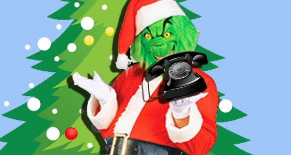 Tis' the Season for Theft and Fraud, Be alert