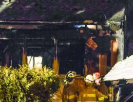 Homeowners Need Help after Devastating Fire