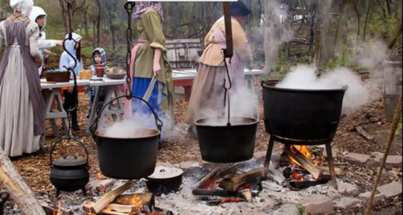 Genesee Country Village and Museum Hosts Maple Sugar Festival