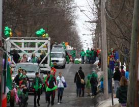 Avon's St. Patty's Day Parade Kicks Off New Tradition
