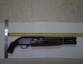 Jones Found Guilty at 1-Day Sawed-Off Shotgun Trial