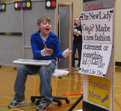 Showtime this Saturday for Odyssey of the Mind Competitors