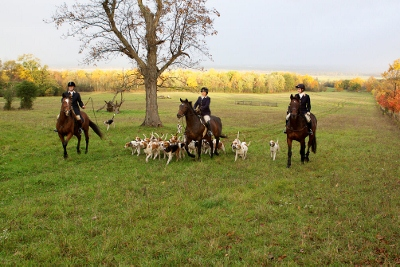 Genesee Valley Hunt an important tradition