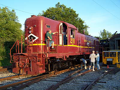 Genesee Valley Railroad Museum to host Railroad Day