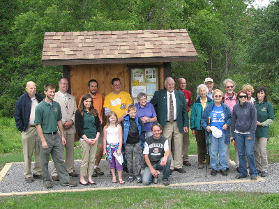 GVC unveils upgrades to nature preserve