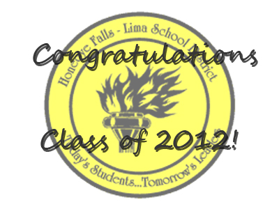 HFL Class of 2012 graduates to walk Saturday