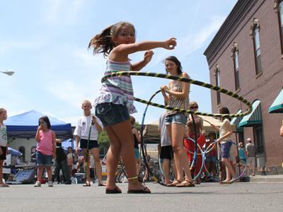 Geneseo Rotary Summer Festival in full swing