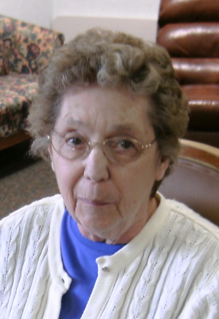 Obituary: Sylvia Witter Woolston