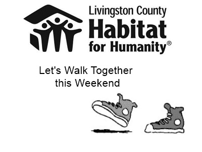 Walk-a-Thon supports County Habitat for Humanity