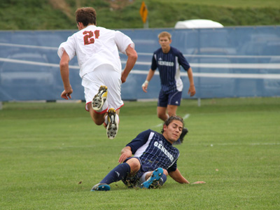 SUNY SOCCER: Geneseo falls to St. Lawrence 3-1