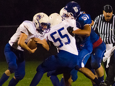 FOOTBALL: Cuba-Rushford edges Geneseo