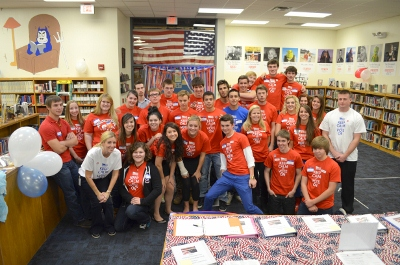 Geneseo students hold their own election day