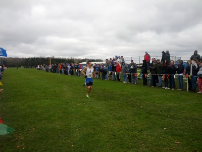 CROSS COUNTRY: Area runners shine at Sectionals