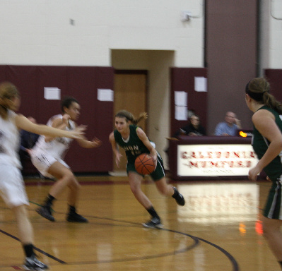 GIRLS BASKETBALL: Avon Outlasts Cal-Mum