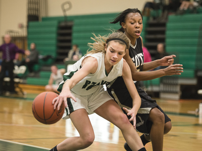 Girls Basketball: Avon defeats School of the Arts