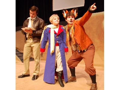 "GCS brings ""The Little Prince"" to stage"