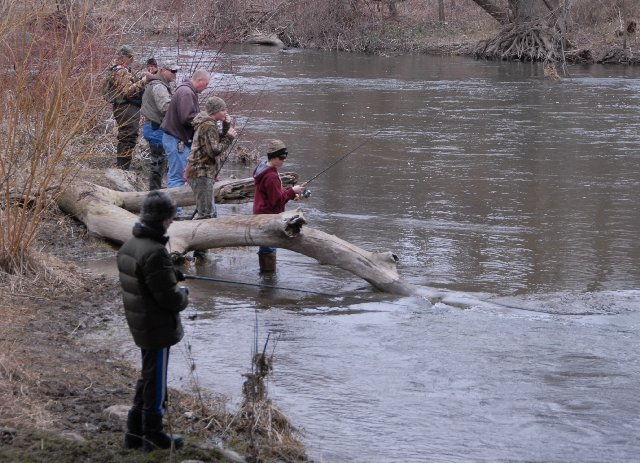 DEC: Catch and Release Trout Fishing in Oatka Creek to be Permitted Year Round