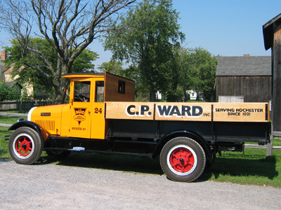 'Ward Orange' celebrates 100 years of success