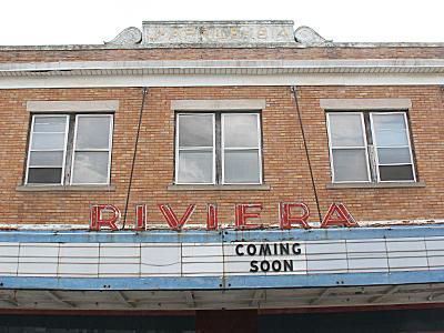 EXCLUSIVE: New era for Riviera Theatre