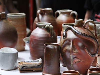 Pottery Festival features local and national artists