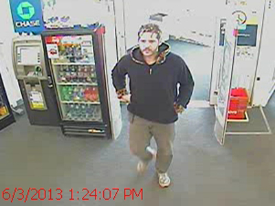 Man wanted for failed Avon CVS robbery attempt