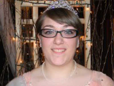 Loretta Hauslauer New Livingston County Dairy Princess