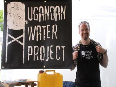 The Uganda Water Project and Festival on the Green