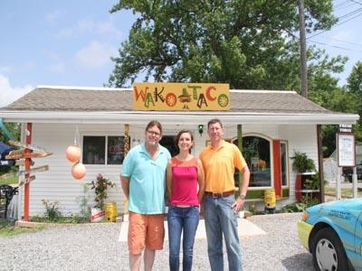 Grand Opening — Wako Taco