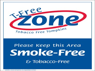 Avon announces Tobacco Free Parks