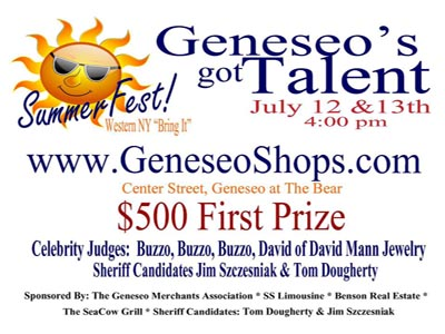 Geneseo's got Talent