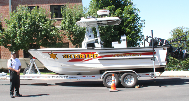 Dates Set for Sheriff's Official Boater Safety Courses